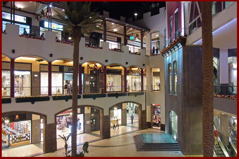 Forum Madeira Shopping Mall - Funchal