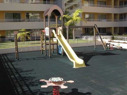 Funchal Madeira Luxury self catering accommodation with safe play area for small kids